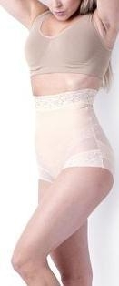 Slim N Lift Aire Shaping Briefs - Nude - A New Line