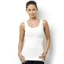 Magic Dream - Classic Long-line Camisole - Ivory