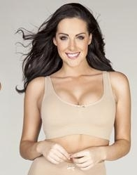 Your Secret Comfort Bra - Removable Pads - Nude